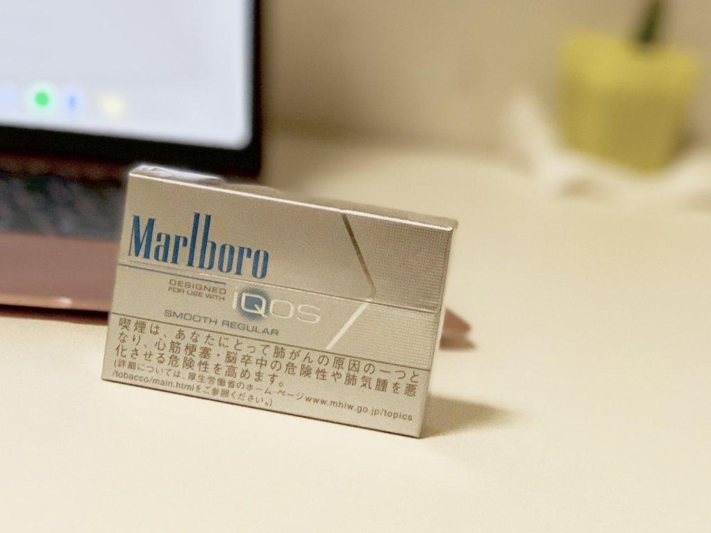 ヒートスティック マルボロ Marlboro フィリップモリス Philip Morris スムースレギュラー 銀 シルバー アイコス iQOS 新 フレーバー